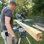 local Basildon handyman doing carpentry