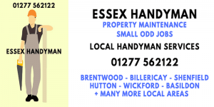 local Essex handyman